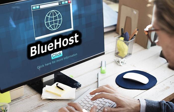 شرح موقع bluehost و طريقة التسجيل في bluehost