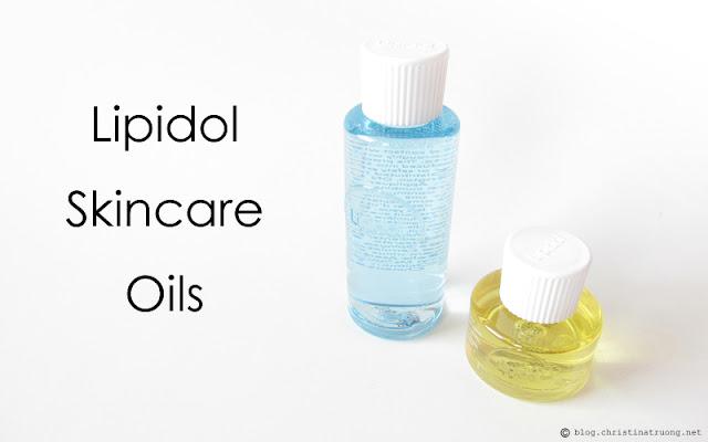 Lipidol Skincare Oils Review