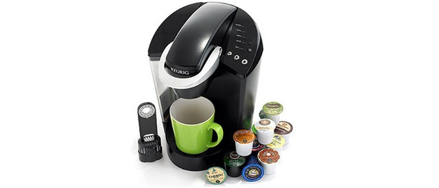 KEURIG COFFEE MAKER; Keurig K45 Elite Brewing System;