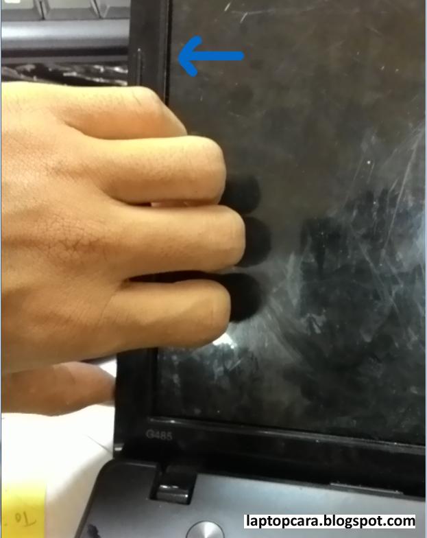 Cara Ganti LCD Laptop