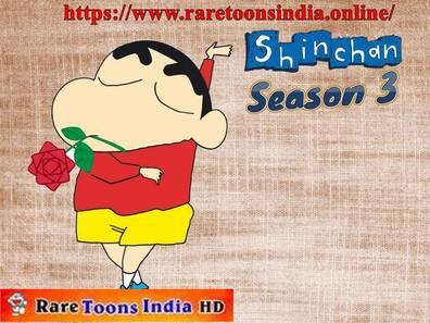 Shin Chan Season 3 Hindi Dubbed Episodes Download HD