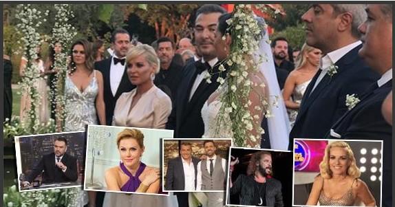 Ρέμος - Μπόσνιακ: Όλες οι selfie από το γάμο της χρονιάς και η ηχηρή απουσία!