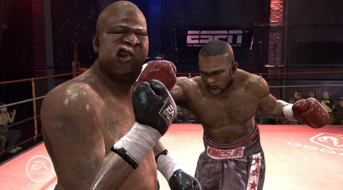 Game Fight Night Round 3 PSP PPSSPP Iso Android