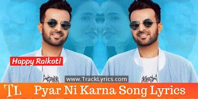 pyar-ni-karna-lyrics
