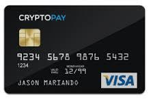 بطاقة cryptopay