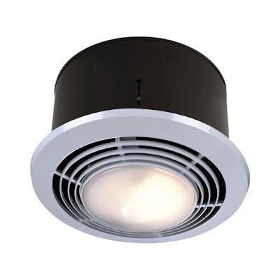 NuTone Heater, Fan, and Light Combo