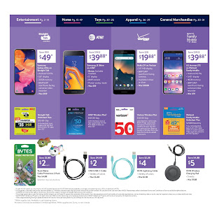 Walmart black friday ad scan 2019 - mobile phones