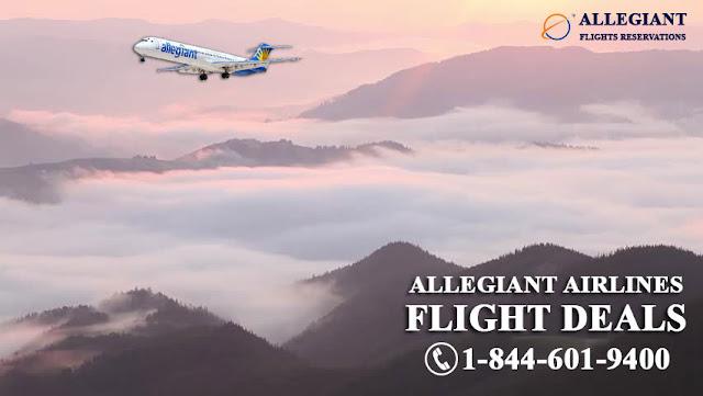 Allegiant Airlines Flight Deals