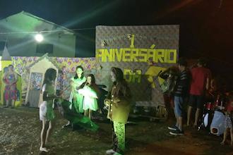 População de Caio Prado comemora I aniversário da Casinha de Cultura