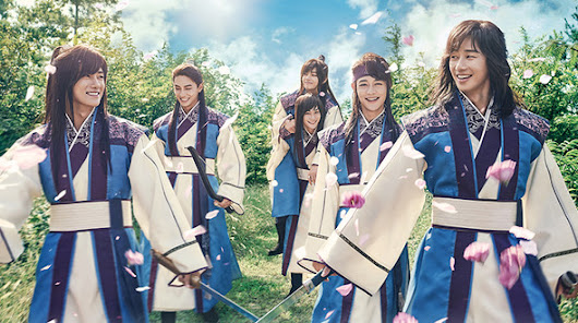 Hwarang gets low ratings because it's a bad drama?