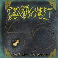 """Ο δίσκος των Deathcraeft """"On Human Devolution"""""""