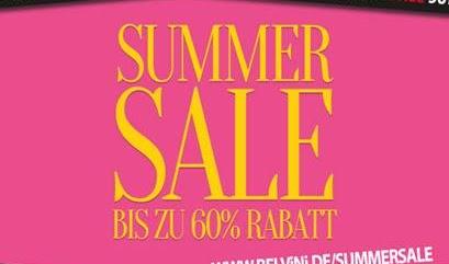 | Pressemeldung | Summer Sale bei BELViNi.de - bis zu 60% Rabatt