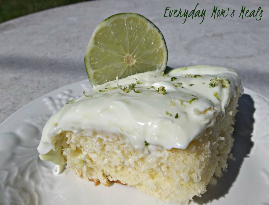 Key Lime Cake recipe
