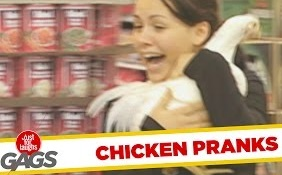 Chicken Pranks – Best of Just For Laughs Gags