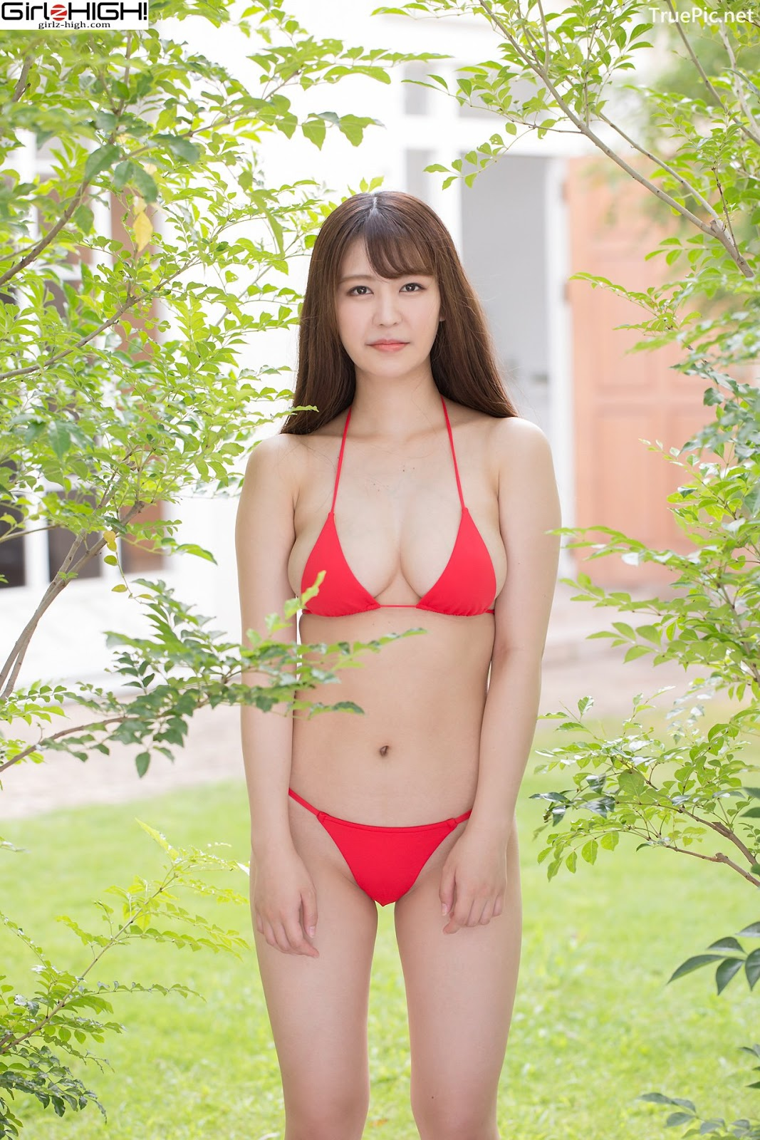 Image Japanese Gravure Idol - Kasumi Yoshinaga - Girlz High Album - TruePic.net - Picture-2