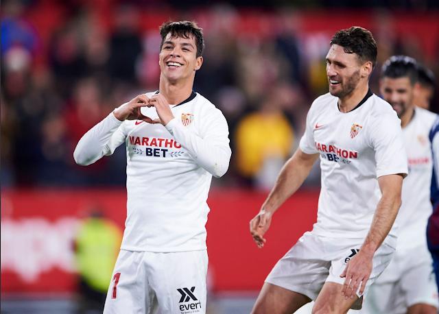 Crónica Sevilla FC 3 - Levante 1