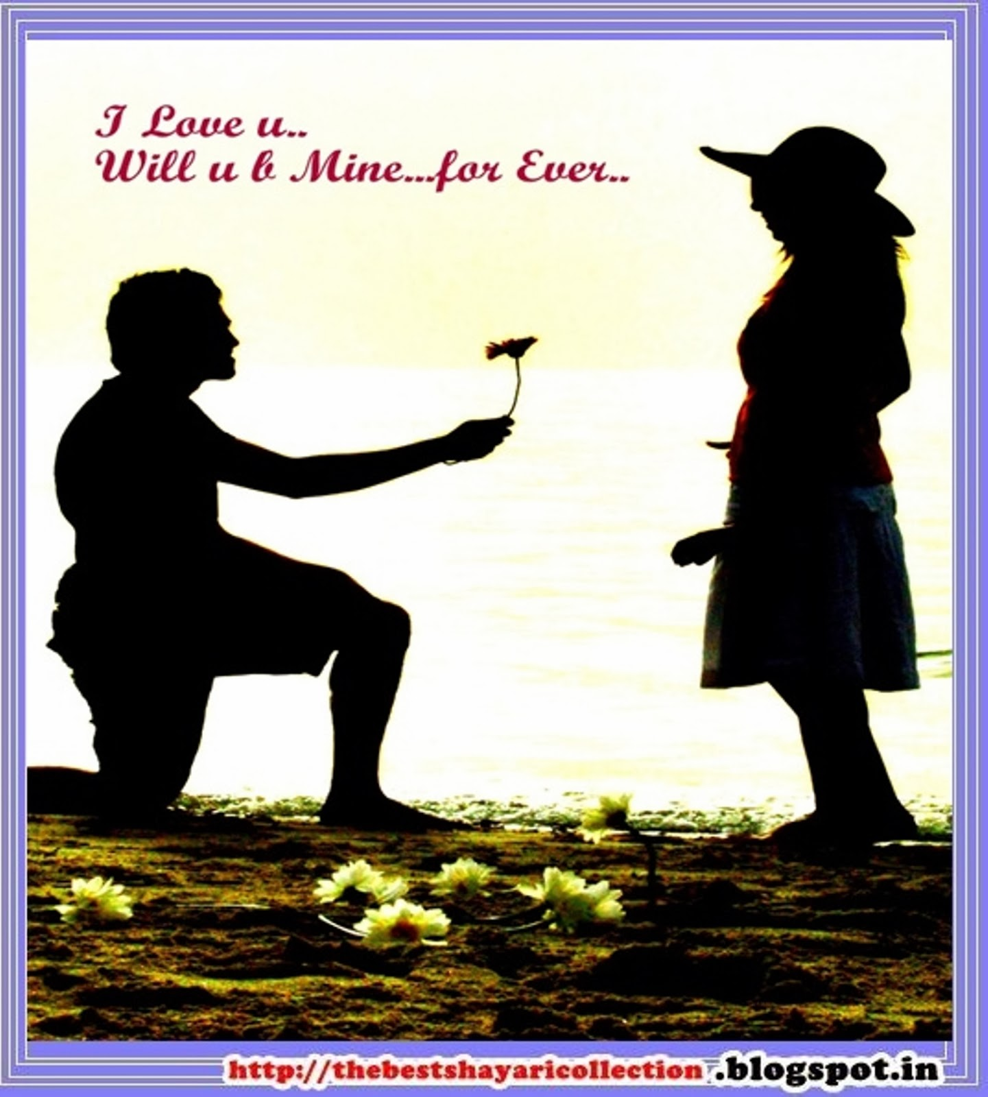 Propose Day for Cute Girl shayari hindi photo facebook