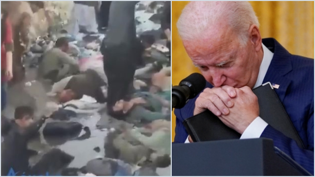 'Tangannya Berlumuran Darah', Biden Didesak Mundur Usai Ledakan Kabul