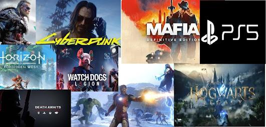 10 Games Terbaik PS5 Keren Siap Siap Merasakan Sensasinya