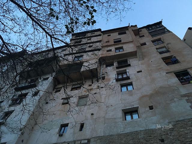 Cuenca con otra mirada rascacielos