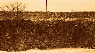 Muros do Forte Dom Pedro II, Caçapava do Sul