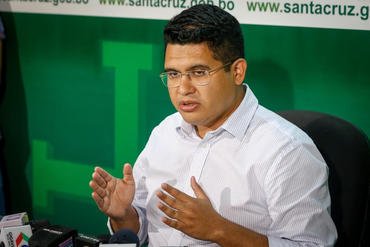 Peña apunta a nuevo proyecto que será planteado en elecciones de 2019 / GADSCZ
