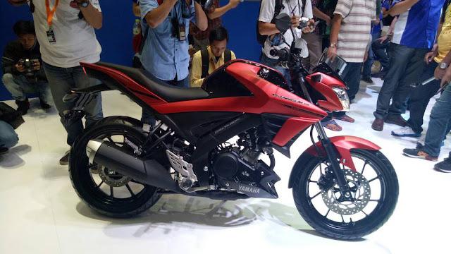 Harga dan spesifikasi All New Yamaha Vixion dan Vixion R