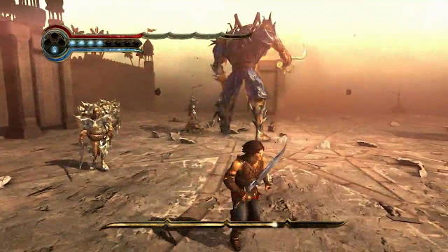 Prince of Persia Forgotten Sands Highly Compressed Game Download for PC