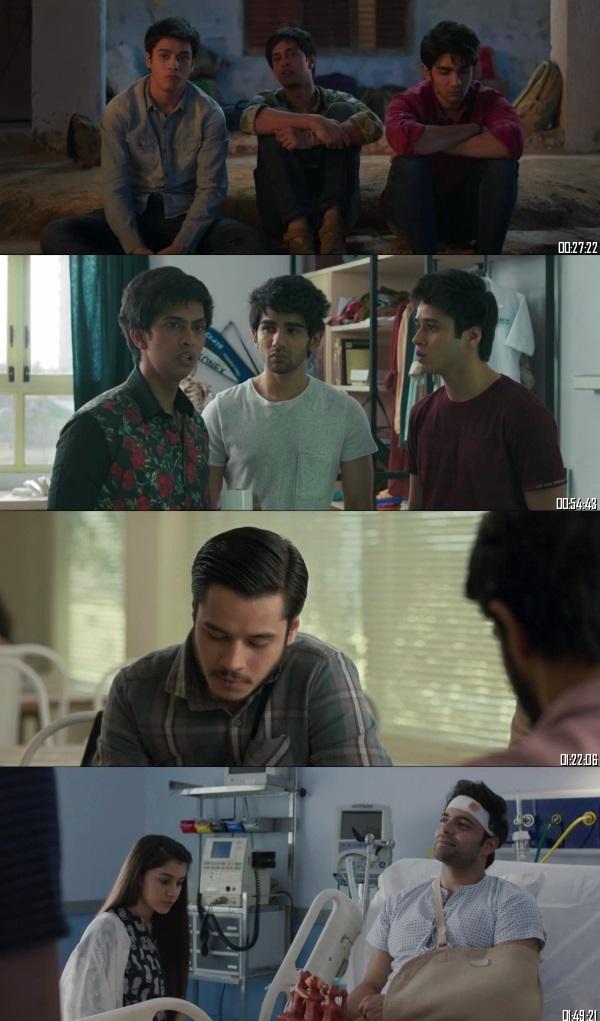 Hum Chaar 2019 Hindi 480p WEB-DL 350MB Desirehub