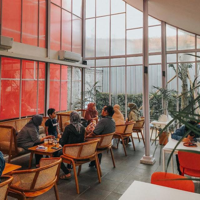 Kolepa Coffee Shop Bintaro