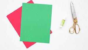 Cara Membuat Hiasan Kertas Berbentuk Stroberi