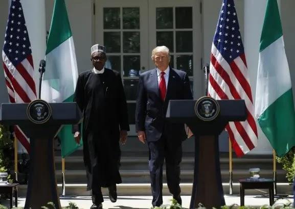 Donald Trump backs Nigeria on Twitter ban