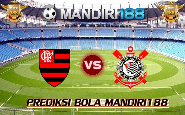 AGEN BOLA - Prediksi Flamengo vs Corinthians 20 November 2017
