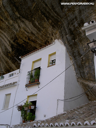 A város, amely szikla alá épült