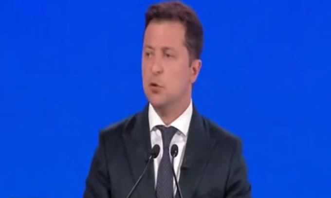 Мир на українській землі - моя головна мета як президента, - Зеленський. ВIДЕО
