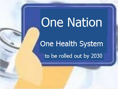 One Nation, One Health System to be rolled out by 2030