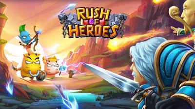 Rush of Heroes Apk v2.3.5 Mod (Avtoboy)-1