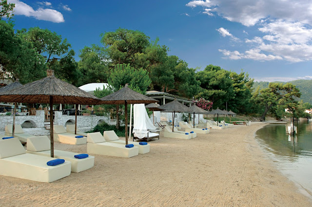 An eco philosophy resort in Halkidiki, Greece   238