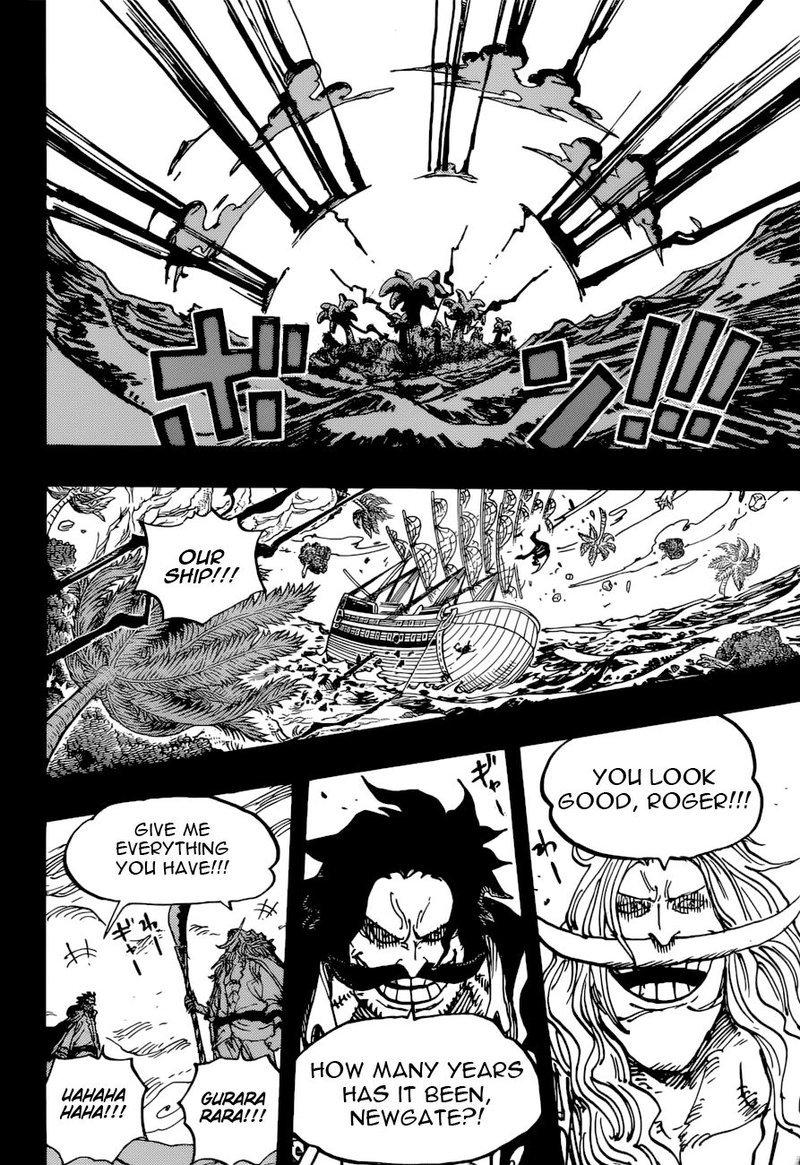 One Piece Manga Chapter 966 - Image 005