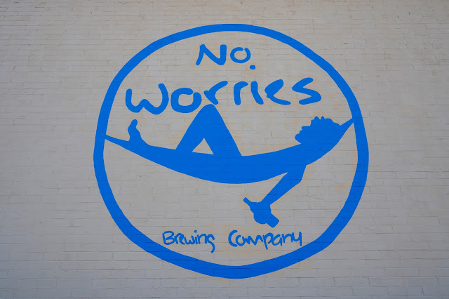 No worries brewery-New haven