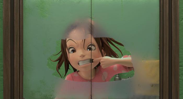 Earwig and the Witch (Aya to Majo) anime CGI film - Goro Miyazaki