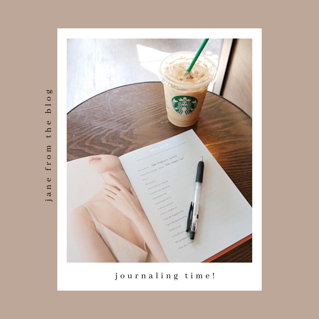 Tentang Hobi Menulis Jurnal (my notebook collections!)