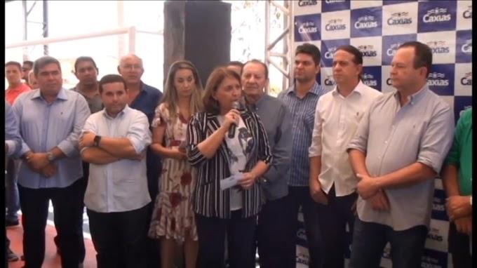 Cidade Alerta MA faz cobertura jornalística das inaugurações de obras e reformas em Caxias