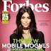 Kim Kardashian West Covers 'Forbes'