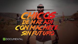 Portada documental Las pandillas juveniles de Matadi