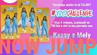 Logo #YoYoChallenge : vinci gratis giornata con Kessy e Mely