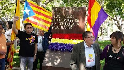 Resultado de imagen de españa republicana cataluña