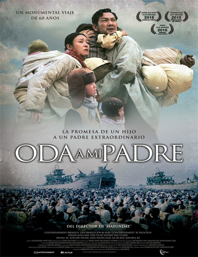 Ver Oda a mi padre (Gukjesijang) (2014) Online
