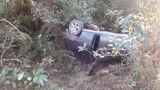 Acidente na Rodovia Cananéia à Pariquera-Açu neste (08/08)