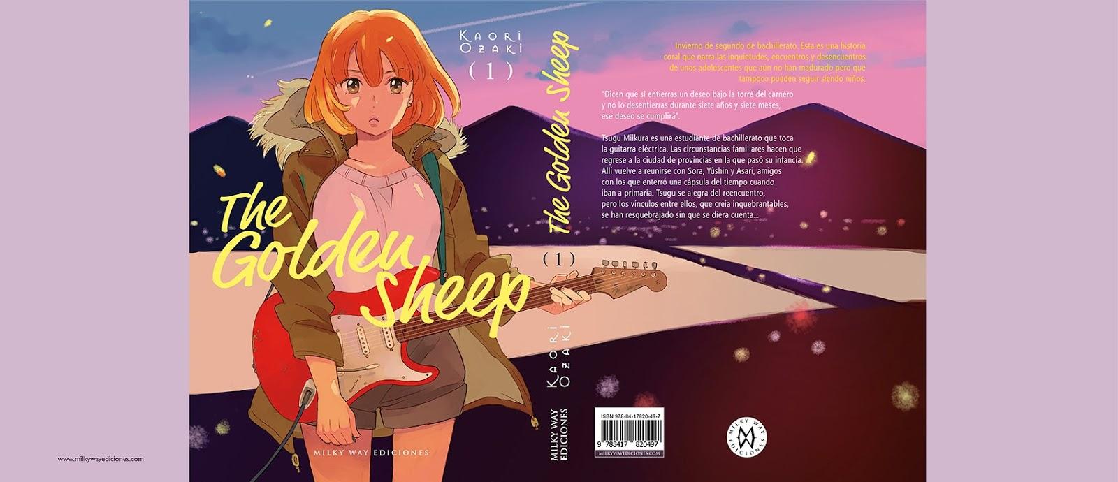 The Golden Sheep, de Kaori Ozaki